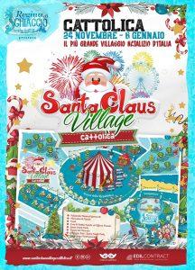 Il villaggio di Babbo Natale a Cattolica