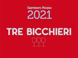 3 bicchieri Gambero Rosso 2021