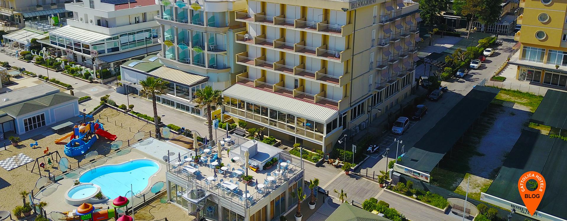 una vacanza in hotel sul mare cattolica all incusive. la devi provare!