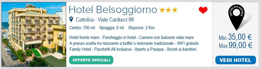 Hotel 3 stelle Cattolica sul mare