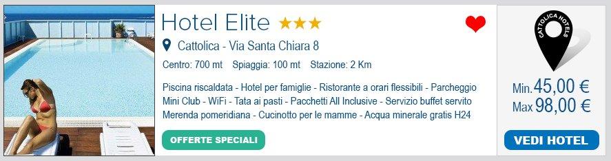 Hotel Elite Cattolica